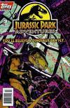 Cover for Jurassic Park Adventures (Topps, 1994 series) #2
