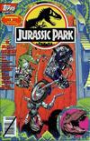 Cover for Jurassic Park Annual (Topps, 1995 series) #1