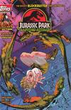 Cover for Jurassic Park: Raptors Attack (Topps, 1994 series) #1