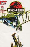Cover for Jurassic Park: Raptors Attack (Topps, 1994 series) #4