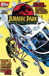 Cover for Jurassic Park: Raptors Hijack (Topps, 1994 series) #4