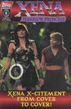 Cover for Xena: Warrior Princess (Topps, 1997 series) #1 [Photo Cover B]