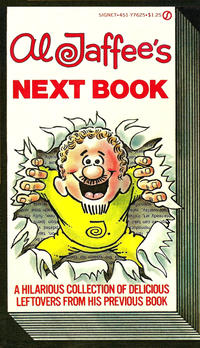 Cover for Al Jaffee's Next Book (New American Library, 1977 series) #Y7625
