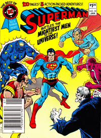 Cover Thumbnail for The Best of DC (DC, 1979 series) #32 [Newsstand]