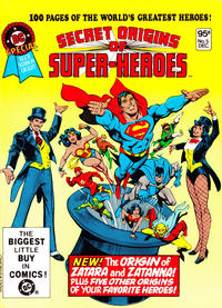 Cover Thumbnail for DC Special Blue Ribbon Digest (DC, 1980 series) #5 [Direct Sales]