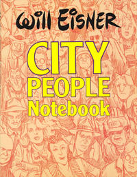 Cover Thumbnail for City People Notebook (Kitchen Sink Press, 1989 series)