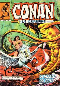 Cover Thumbnail for Conan le Barbare (Arédit-Artima, 1984 series) #6