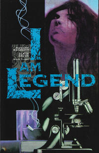 Cover Thumbnail for I Am Legend (Eclipse, 1991 series) #3
