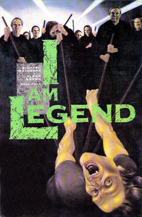 Cover Thumbnail for I Am Legend (Eclipse, 1991 series) #4