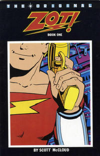Cover Thumbnail for The Original Zot! (Eclipse, 1990 series) #1