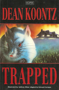 Cover Thumbnail for Trapped - Dean R. Koontz (Eclipse, 1993 series)
