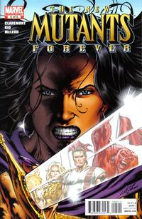 Cover Thumbnail for New Mutants Forever (Marvel, 2010 series) #5