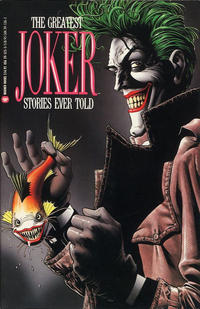 Cover Thumbnail for The Greatest Joker Stories Ever Told (Warner Books, 1989 series)