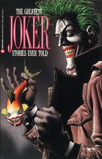 Cover Thumbnail for The Greatest Joker Stories Ever Told (Warner Books, 1989 series)