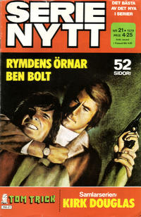 Cover Thumbnail for Serie-nytt [delas?] (Semic, 1970 series) #21/1979