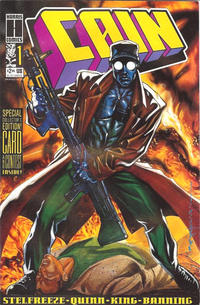 Cover Thumbnail for Cain (Harris Comics, 1993 series) #1