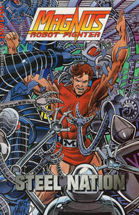 Cover Thumbnail for Magnus, Robot Fighter: Steel Nation (Acclaim / Valiant, 1994 series)