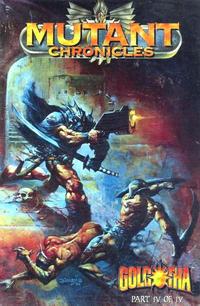 Cover Thumbnail for Mutant Chronicles: Golgotha (Acclaim / Valiant, 1996 series) #4