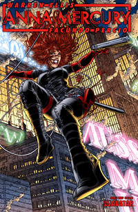 Cover Thumbnail for Anna Mercury (Avatar Press, 2008 series) #5 [Wraparound Juan Jose Ryp]