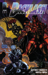 Cover Thumbnail for Backlash (Image, 1994 series) #1 [Trio Cover]
