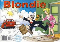 Cover Thumbnail for Blondie (Hjemmet / Egmont, 1941 series) #2010