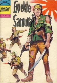 Cover Thumbnail for Alarm (Illustrerte Klassikere / Williams Forlag, 1964 series) #24