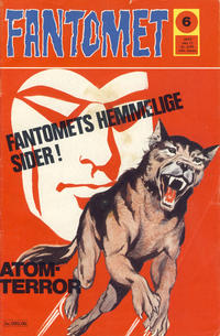 Cover Thumbnail for Fantomet (Semic, 1976 series) #6/1977