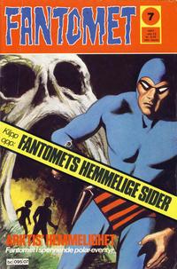 Cover Thumbnail for Fantomet (Semic, 1976 series) #7/1977