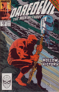 Cover Thumbnail for Daredevil (Marvel, 1964 series) #276 [Direct Edition]