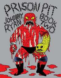Cover Thumbnail for Prison Pit (Fantagraphics, 2009 series) #2