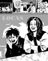 Cover Thumbnail for Locas (Fantagraphics, 2004 series) #[nn]