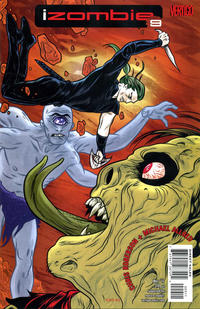 Cover Thumbnail for I, Zombie [iZombie] (DC, 2010 series) #9