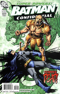 Cover Thumbnail for Batman Confidential (DC, 2007 series) #52