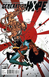 Cover Thumbnail for Generation Hope (Marvel, 2011 series) #3 [Direct Edition]