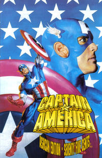 Cover Thumbnail for Captain America Ashcan Edition (Marvel, 1995 series)