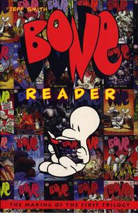 Cover Thumbnail for Bone Reader (Cartoon Books, 1996 series)
