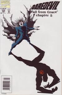 Cover Thumbnail for Daredevil (Marvel, 1964 series) #324 [Newsstand]