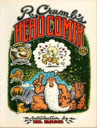 Cover Thumbnail for R. Crumb's Head Comix (The Viking Press, 1968 series)