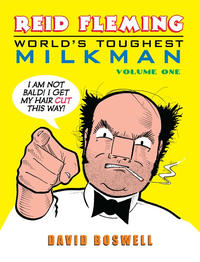 Cover Thumbnail for Reid Fleming: World's Toughest Milkman (IDW, 2010 series) #[1]