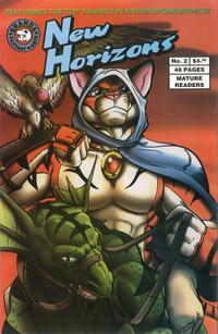 Cover Thumbnail for New Horizons (Shanda Fantasy Arts, 1996 series) #2