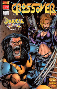 Cover Thumbnail for Crossover Serie (Juniorpress, 1997 series) #1