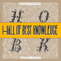 Cover Thumbnail for Hall of Best Knowledge (Fantagraphics, 2008 series)