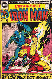 Cover Thumbnail for L'Invincible Iron Man (Editions Héritage, 1972 series) #7