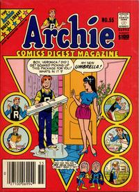 Cover Thumbnail for Archie Comics Digest (Archie, 1973 series) #55