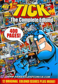 Cover Thumbnail for The Tick: The Complete Edlund (New England Comics, 2008 series)