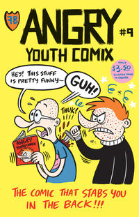 Cover Thumbnail for Angry Youth Comix (Fantagraphics, 2001 series) #9