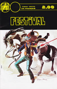 Cover Thumbnail for Festival (A-Plus Comics, 1989 series)