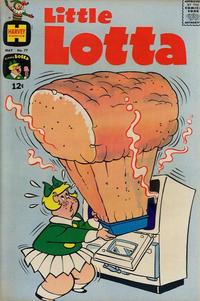 Cover Thumbnail for Little Lotta (Harvey, 1955 series) #77
