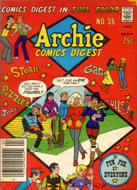 Cover Thumbnail for Archie Comics Digest (Archie, 1973 series) #35