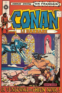 Cover Thumbnail for Conan le Barbare (Editions Héritage, 1972 series) #5